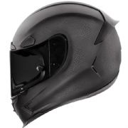 Icon Airframe Pro Helmet Ghost Carbon *includes Clear & Dark Smoke Trackshield™
